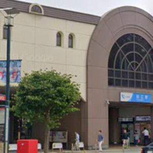 狛江駅 喫煙所
