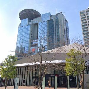 赤坂駅 喫煙所
