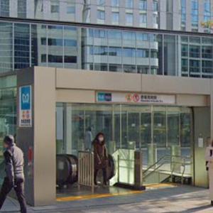 赤坂見附駅 喫煙所