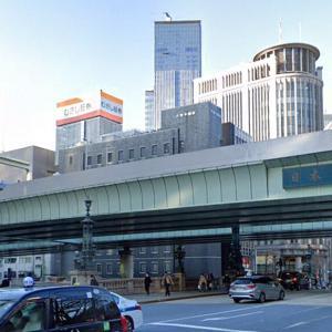 日本橋駅 喫煙所
