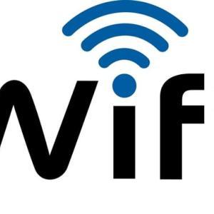 Wi-Fiできます。