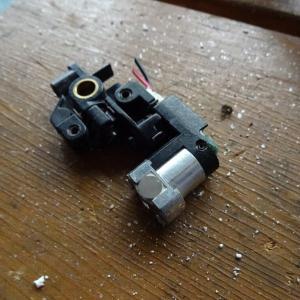 スライド丸のこのレーザー不点灯検証