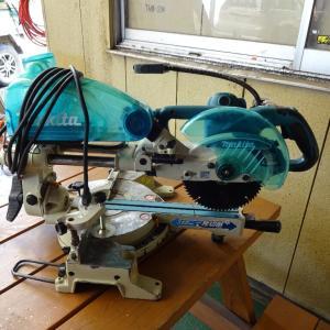 スライド丸のこのレーザー修理(接続&調整編)そして完結