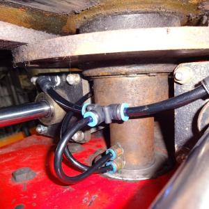 タイヤチェンジャーの修理ようやくの完成