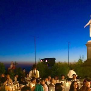 天空の晩餐会 in サンマリノ共和国