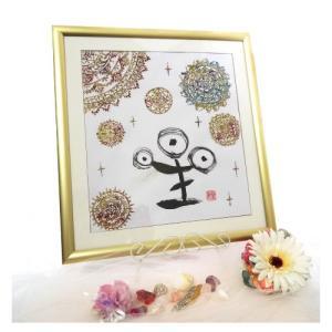 お花の装飾アート