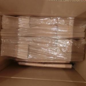 紙袋がいっぱい!!