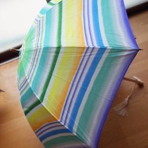 気分が晴れる日傘
