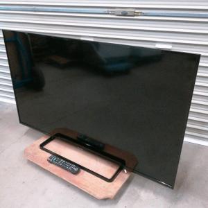 那珂市にてPanasonic のVIERA 液晶テレビ 50V型を出張買取いたしました