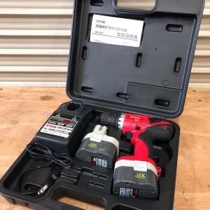 常陸大宮にてRYOBIのBD-122 充電式ドライバードリルを出張買取いたしました