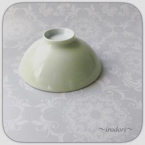お茶碗全面貼り♪ツヤツヤに仕上がりました♪