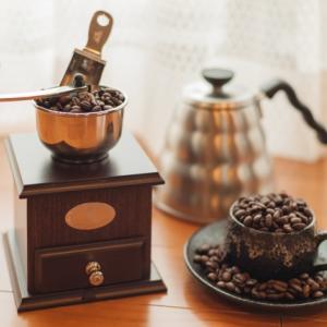 焙りたてのコーヒー 薬草唐茶 不老長寿の万能薬 美容・健康 食事療法