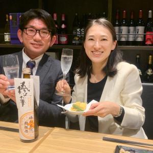 大石酒造「橙華」とコーディネートした料理♡焼酎スタイリストyukiko