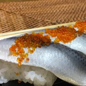 イワシの握り寿司と「美味しいコーディネート」♡焼酎スタイリストyukiko