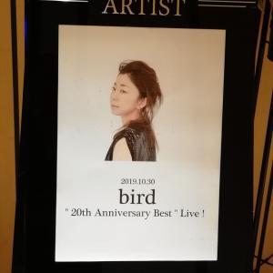birdのライブを聴いてきました。