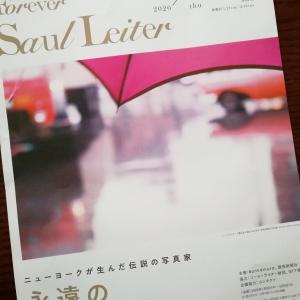 「永遠のソール・ライター」展を観てきました。