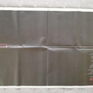 NETFLIXの新聞広告