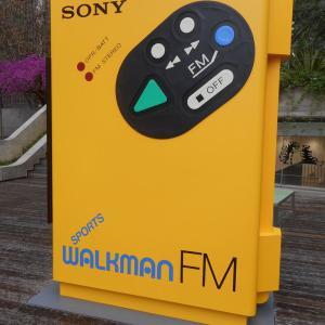 音楽の聴き方を変えたウォークマン