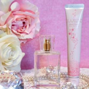 京成バラ園「春乃」の香水&ハンドクリームの薔薇の香りでお姫様気分♪