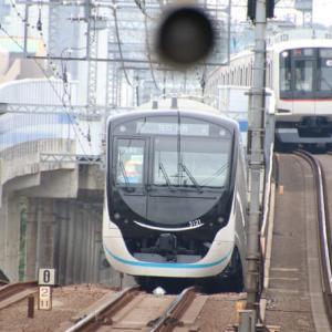 東急目黒線新車だ!