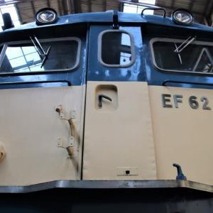 碓氷峠越えの機関車