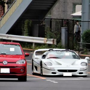 フェラーリF50のカスタムカー