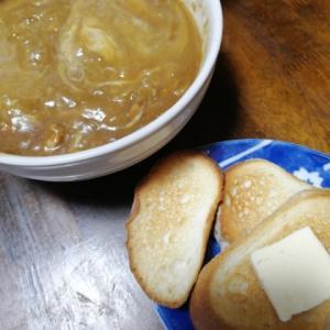 カレーとパン