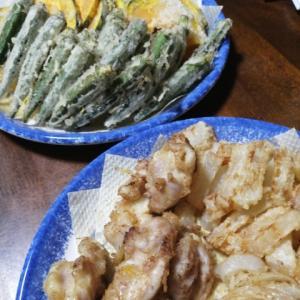 天ぷら大会