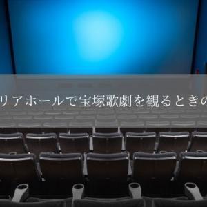 ブリリアホールで宝塚歌劇を観るときの注意点〜アクセス方法と見え方〜