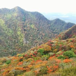 【6座目】紅葉の雲仙・普賢岳を行く
