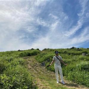 「ここは天国か?」秋吉台新緑ウォーキング