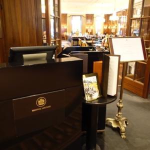 ホテル ブリストル ウィーン:レストラン朝食とプラチナ特典の適用結果を体験レポート!