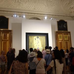 ベルヴェデーレ宮殿の行き方(アクセス)とチケット、見どころは?クリムト作品を鑑賞レポート!
