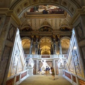 ウィーン美術史美術館で世界一美しいカフェを体験!行き方(アクセス)とチケット、見どころは?