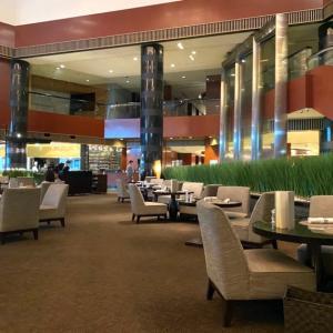 ANAインターコンチネンタルホテル東京の朝食をブログレポート!アトリウムラウンジ&カスケイドカフェ