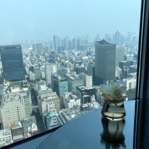 シャングリ・ラ ホテル東京のクラブラウンジをブログレポート!アフタヌーンティー&カクテルタイム!