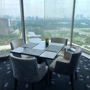 ザ・ペニンシュラ東京の朝食をブログレポート!洋食 和食 中華のメニューと価格は?