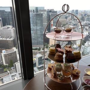 マンダリンオリエンタル東京のアフタヌーンティーをブログレポート!メニューと価格、予約方法は?<オリエンタルラウンジ>