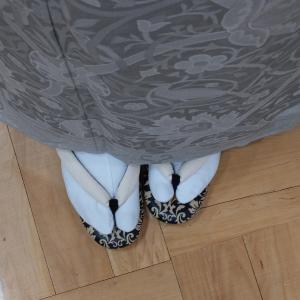『夏から秋へバッグコレクション』4日目☆初めてセオアルファを着ました