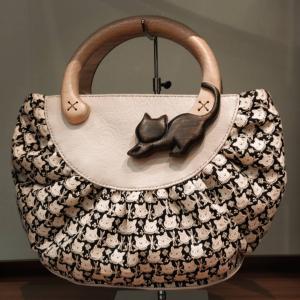 『夏から秋へバッグコレクション』6日目☆幻の猫バッグ