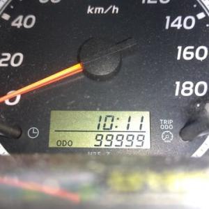 セレンゲティ99999km(記載内容ちょっと見直し版)