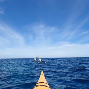 3年ぶりの北の大地キャラバン 7日目 (2019-08-15)積丹ブルーに漕ぎ出す