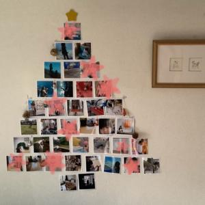 エコでおしゃれにクリスマスツリーを作ってみる