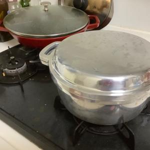 最近買った優秀な無水鍋のレビュー