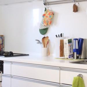 最近の我が家のキッチン