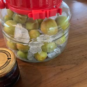 我が家の保存食と気分を上げるセリアの瓶