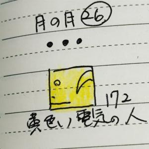 【マヤ暦】2020年9月17日月の月26【黄色い電気の人】