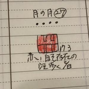 【マヤ暦】2020年9月18日月の月27【赤い自己存在の空歩く者】