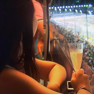 F1第15戦 シンガポールGP予選