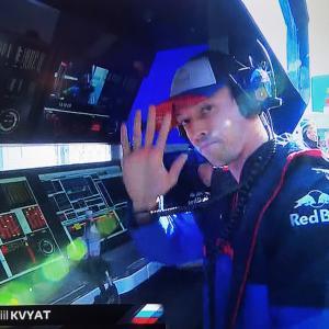F1第16戦 ロシアGP予選